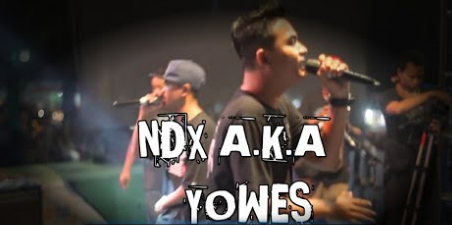 NDX aka, Hip Hop Jawa, Dangdut Koplo, 2018, Download Lagu NDX AKA Yowis Mp3 Mp4 (Dangdut Hiphop Jawa 2018)