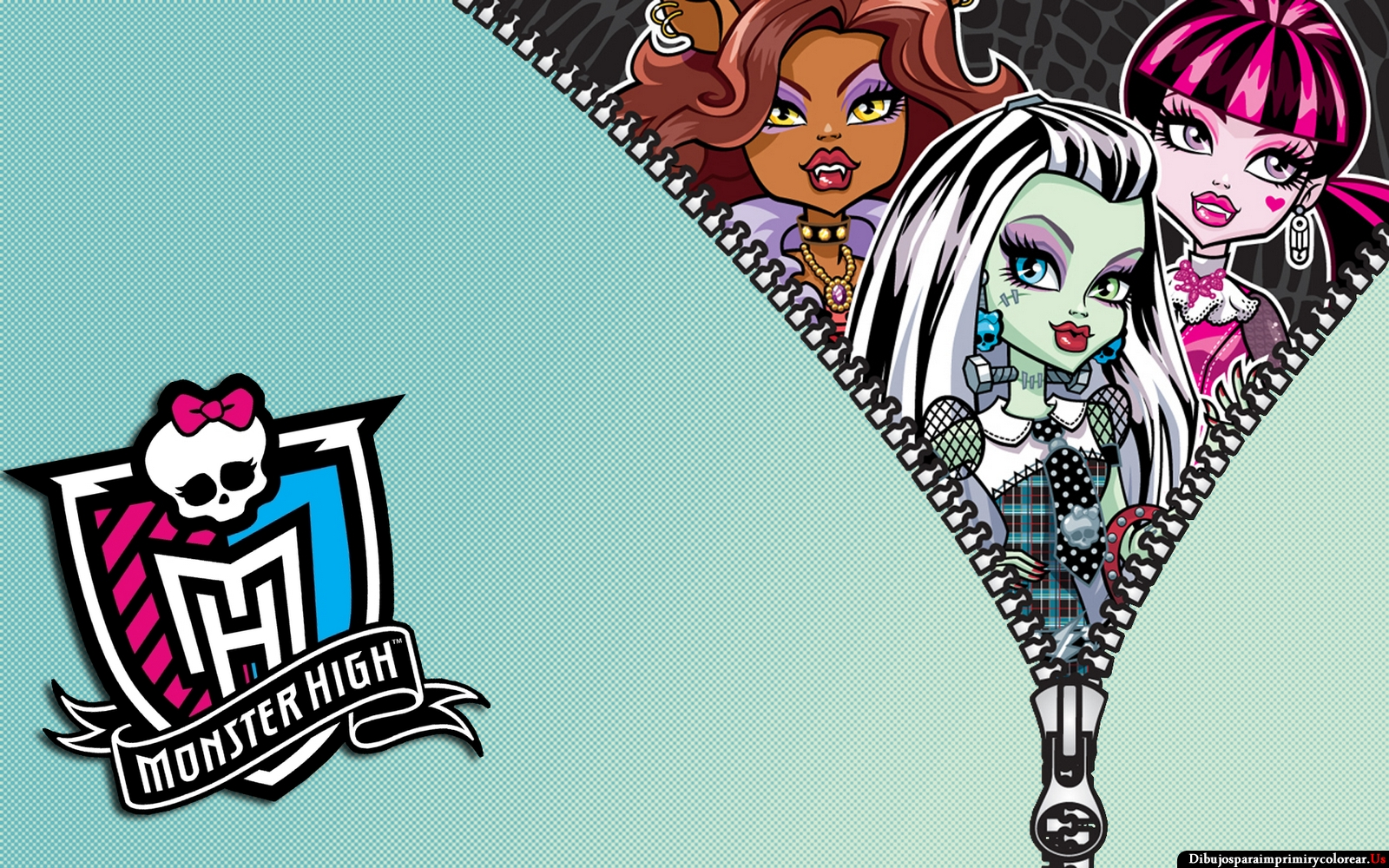 Fondos De Pantalla De Monster High: Fondos De Pantalla Monster High