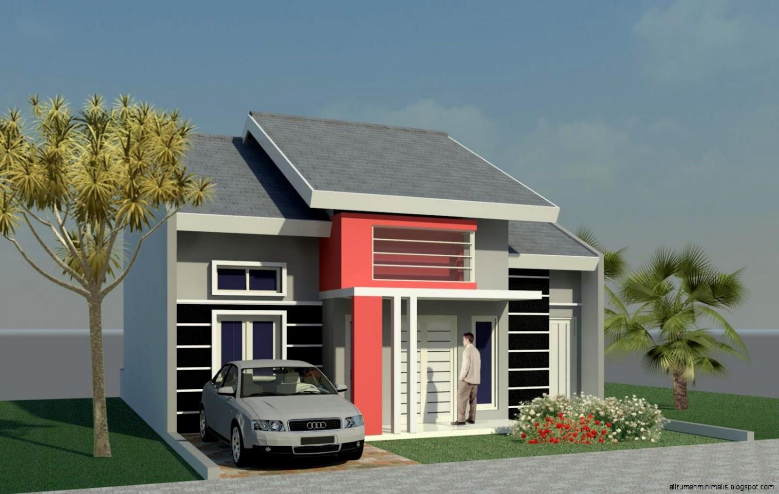 Rumah Minimalis Tipe 70  Design Rumah  Minimalis