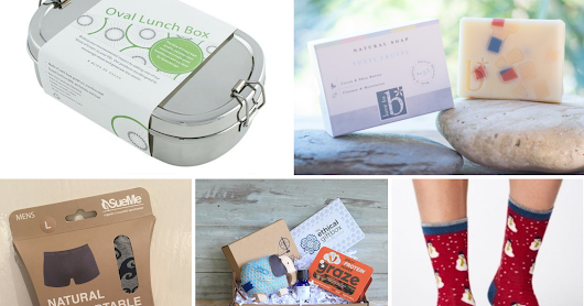 Eco-friendly & Ethical Christmas Gift Ideas