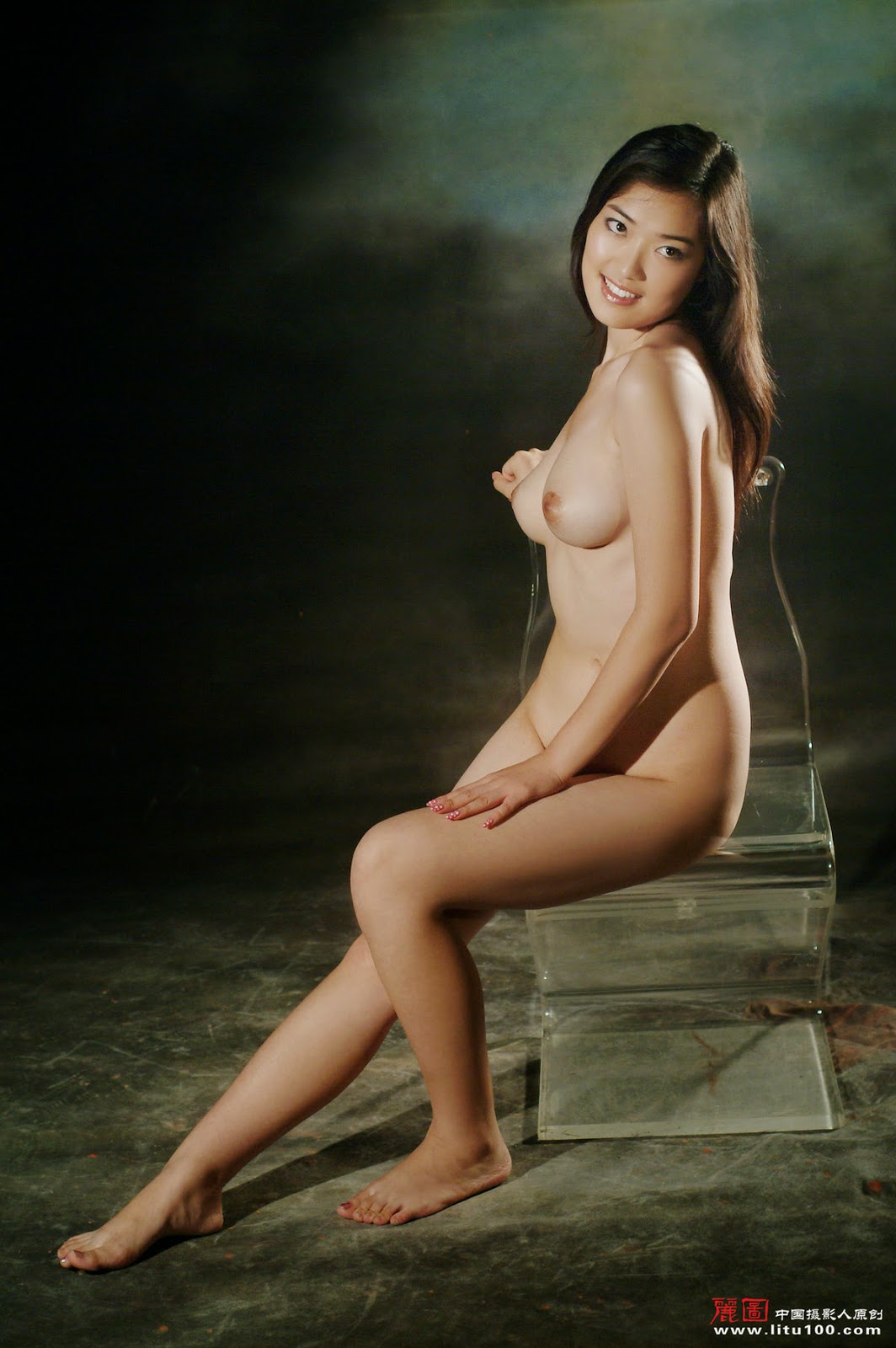 Chinese Wife Nude In Car