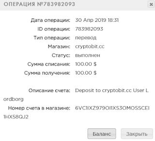 cryptobit отзывы