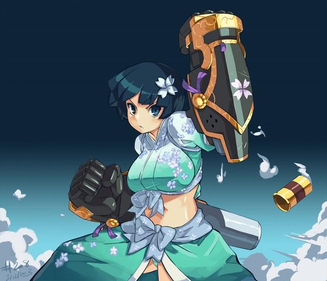 [Anime/Game do Mês] - Senran Kagura 2/3 1