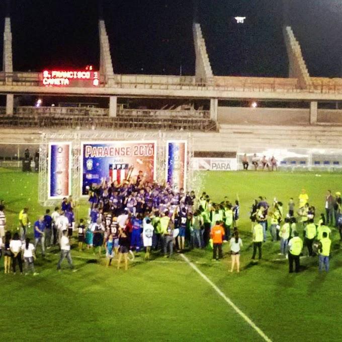 São Francisco é o campeão da Taça Estado do Pará