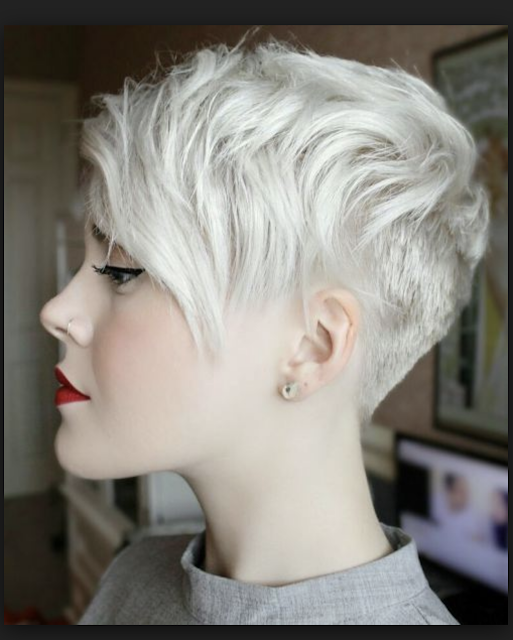 2019 new pixie haircuts