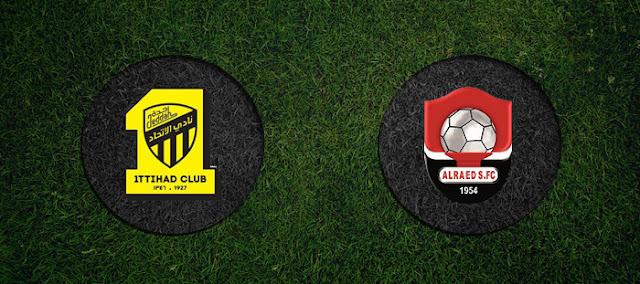 نتيجة مباراة الاتحاد والرائد في دوري عبد اللطيف جميل , فوز الإتحاد على الرائد 3-2