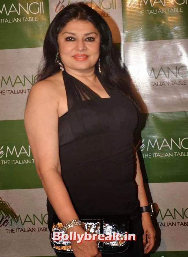 Kiran Sippy, Page 3 Celebs at 'Le Mangii' Launch Party