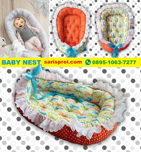Baby Nest Tempat Tidur Bayi Portable