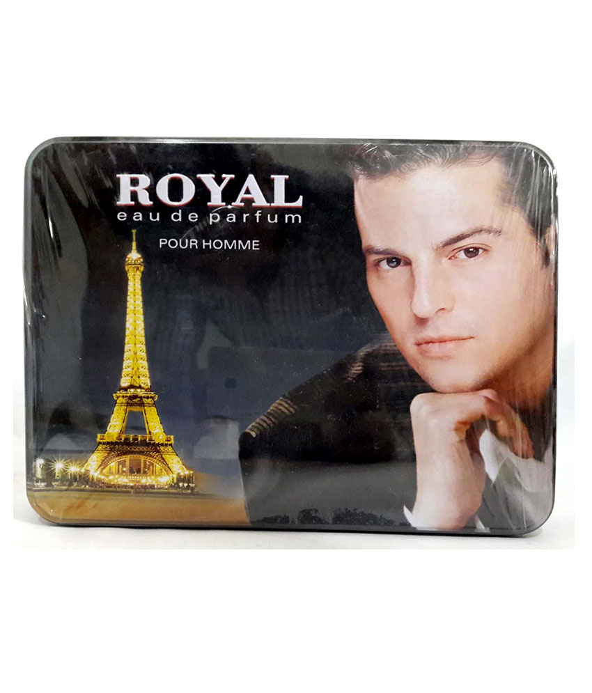 Roya Elegant Pour Homme Gift Set Sellion Parfums REF: 848 B
