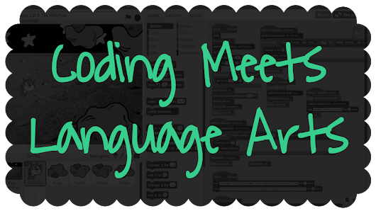 Coding and Language Arts