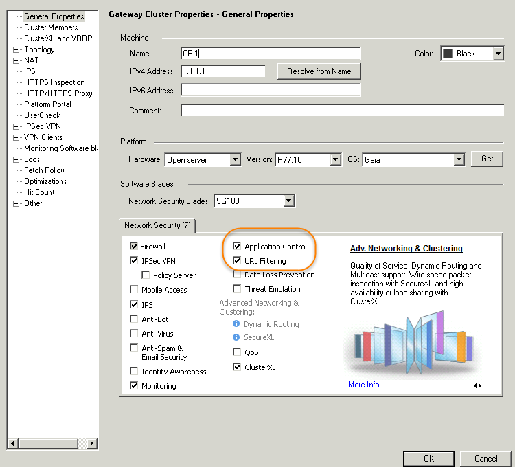 Three Steps to Enable Checkpoint Firewall Application Control and