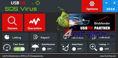 USBFix 9.054 Terbaru Gratis