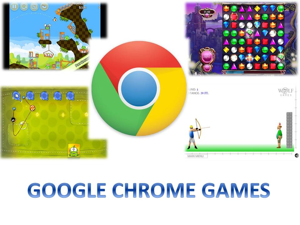 5 Blockbuster Google Chrome Games You Might Have Missed