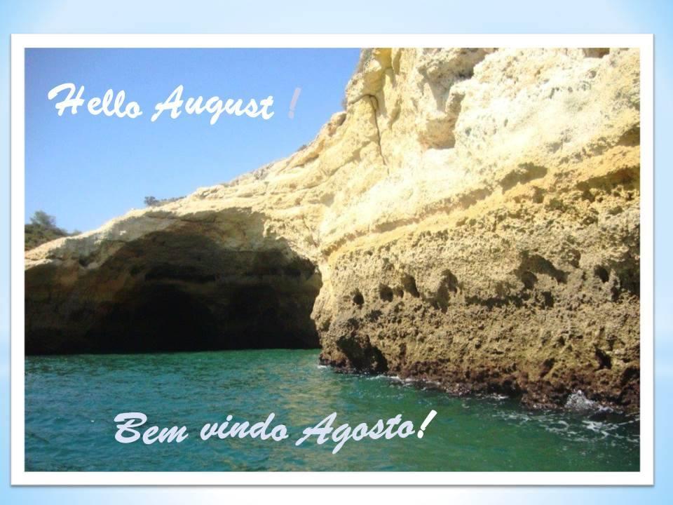 Hello August!!!
