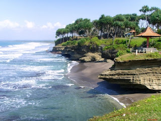 Pesona Pantai Batu Karas Pangandaran Buat Kamu Yang Mau Liburan Berfasilitas Lengkap