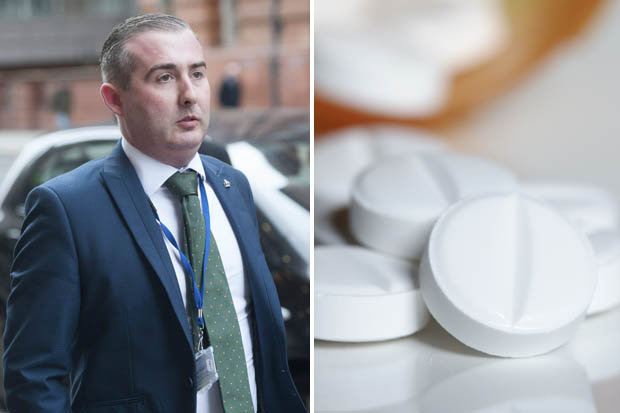 CLAIMS: Dr Mark Bonar bragged he prescribed banned substances to a string of top athletes