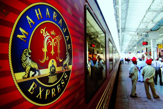 A Southern Odyssey with Luxury on Wheels on-board the Maharajas Express