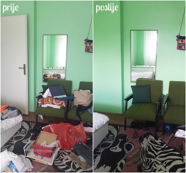 Kako pospremiti sobu