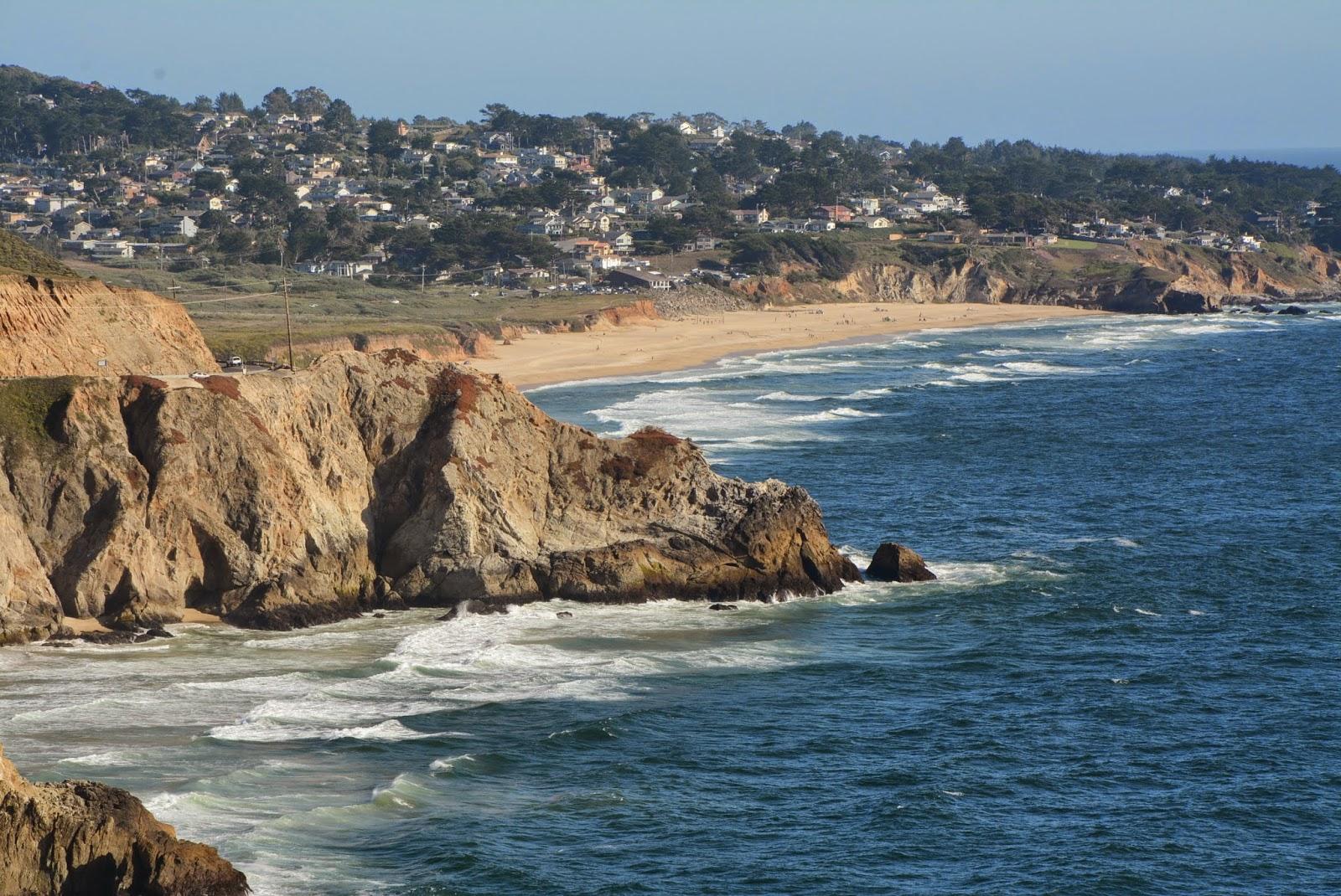 California Beach Blog Exploring The Devil S Slide Coastal