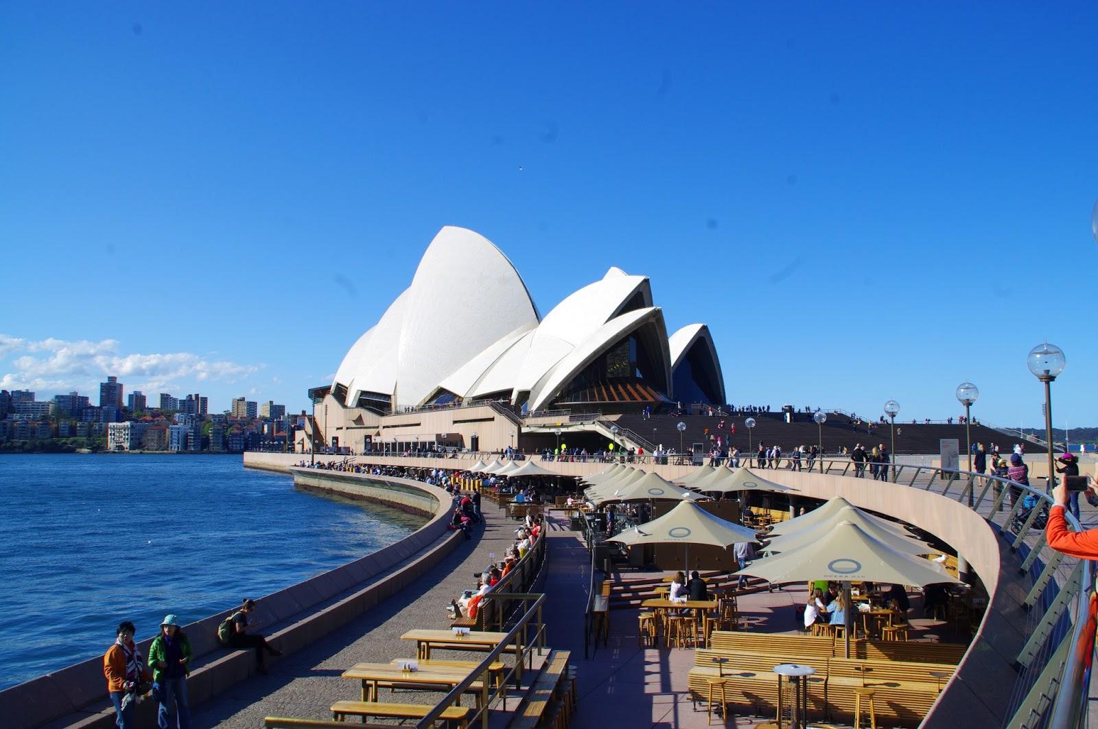 Sydney Opera House Luxury Travel