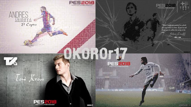 Mini Start Screen PES 2017
