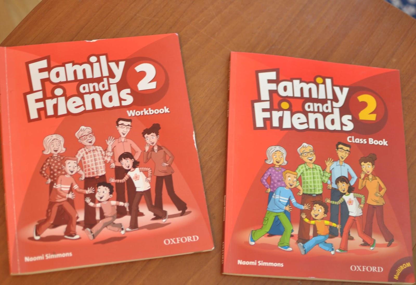 Гдз По Английскому Family And Friends 3 Class Book