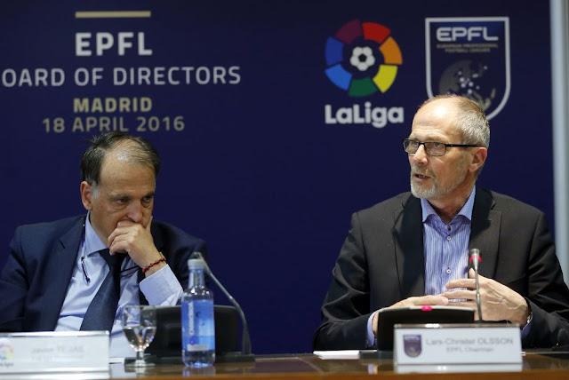 """Las ligas europeas rechazan la """"Superliga"""""""