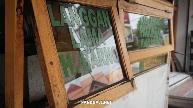 Nasi Lengko H Barno Cirebon
