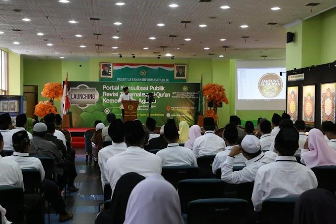 LPMQ dan Mitra Netra Sinergikan Publikasi Tafsir Al-Quran Braille