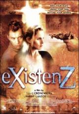 "Carátula del DVD: ""eXistenZ"""