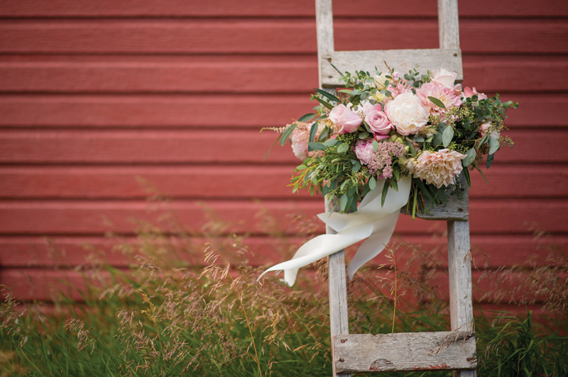 Wedding Flowers by Katalin Green / Amelia Anne Photography
