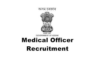 Medical Officer Recruitment (MBBS) in Urban Health Center Guwahati