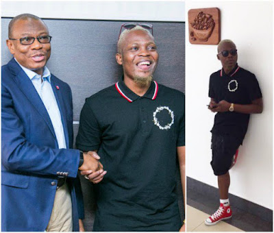 Olamide Becomes Sterling Bank Ambassador (See Photos)