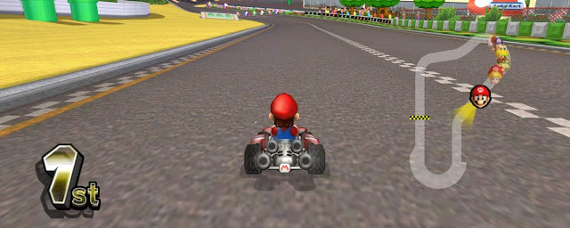 Código-fonte de Mario Kart para Wii esconde modo inédito