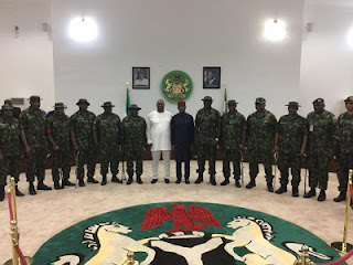 , Nigerian Army launches 'Operation Crocodile Smile' in Niger Delta, Kills 5 militants and Arrest 23 others, Latest Nigeria News, Daily Devotionals & Celebrity Gossips - Chidispalace