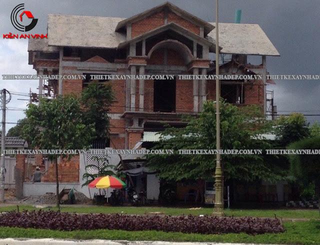 Công ty thiết kế xây dựng nhà, biệt thự giá rẻ tại Tp.Hcm Thi-cong-biet-thu