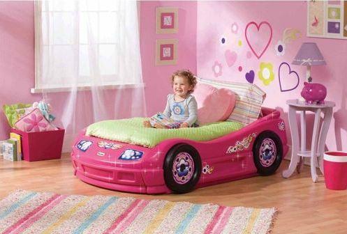 Car Toddler Bed Toddler Room