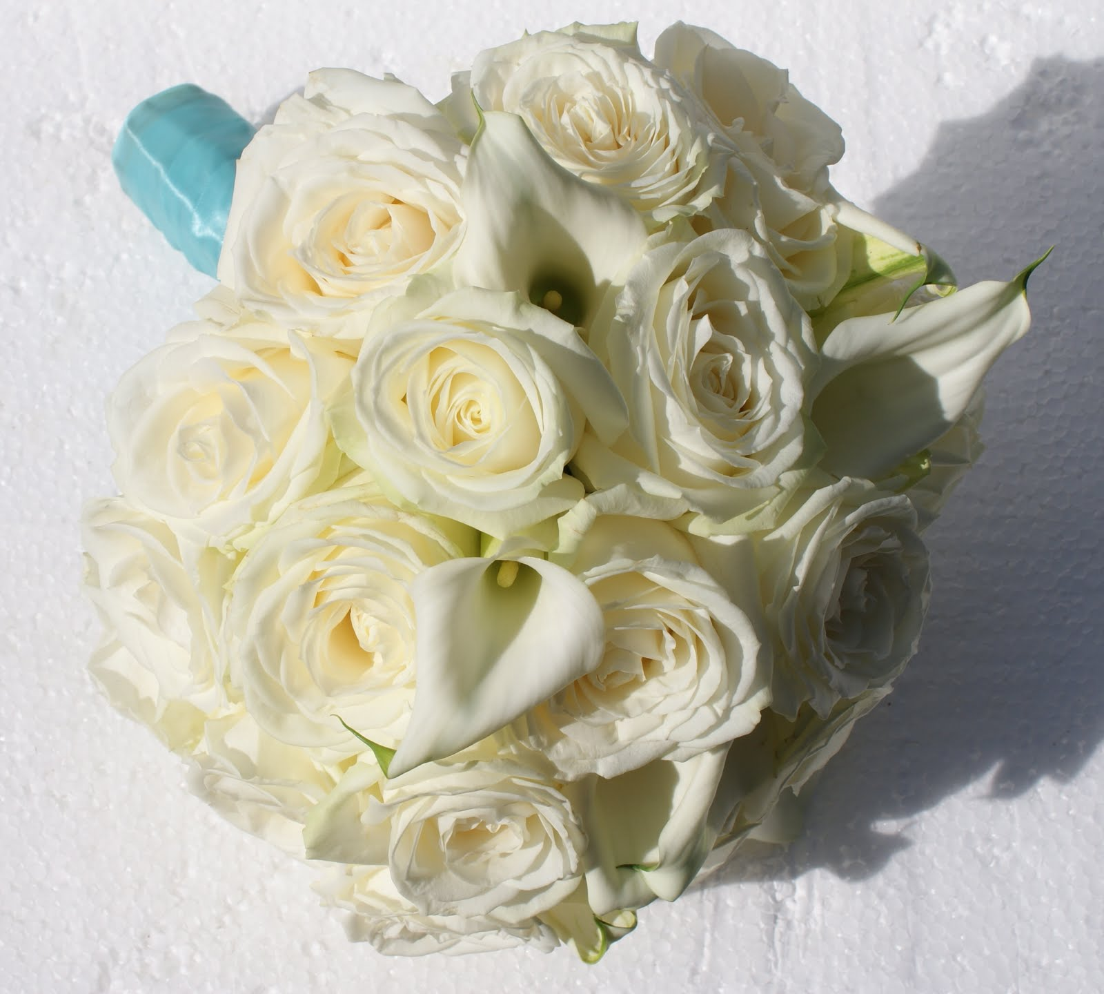 Wedding Flowers Keighley: The Flower Company: Keighley And Carl