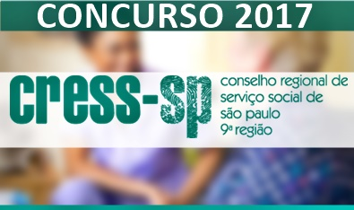 Concurso CRESS-SP 2017