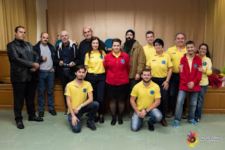 Με επιτυχία ολοκληρώθηκε η ομιλία που διοργάνωσε η Διασωστική Ομάδα Πιερίας