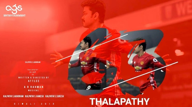Thalapathy 63 2019: Tamil Movie Full Star Cast & Crew, Story
