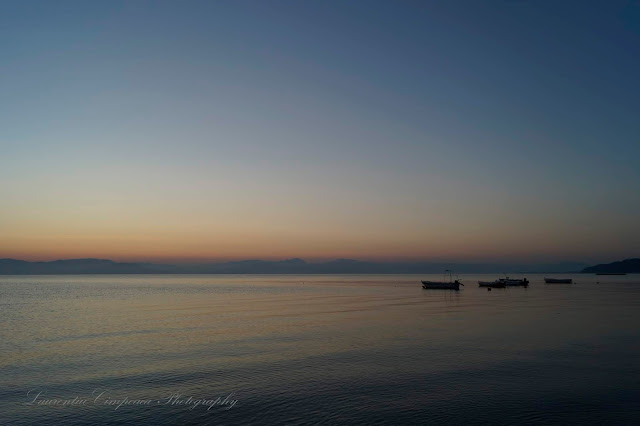Sunrise in Moraitika-Corfu