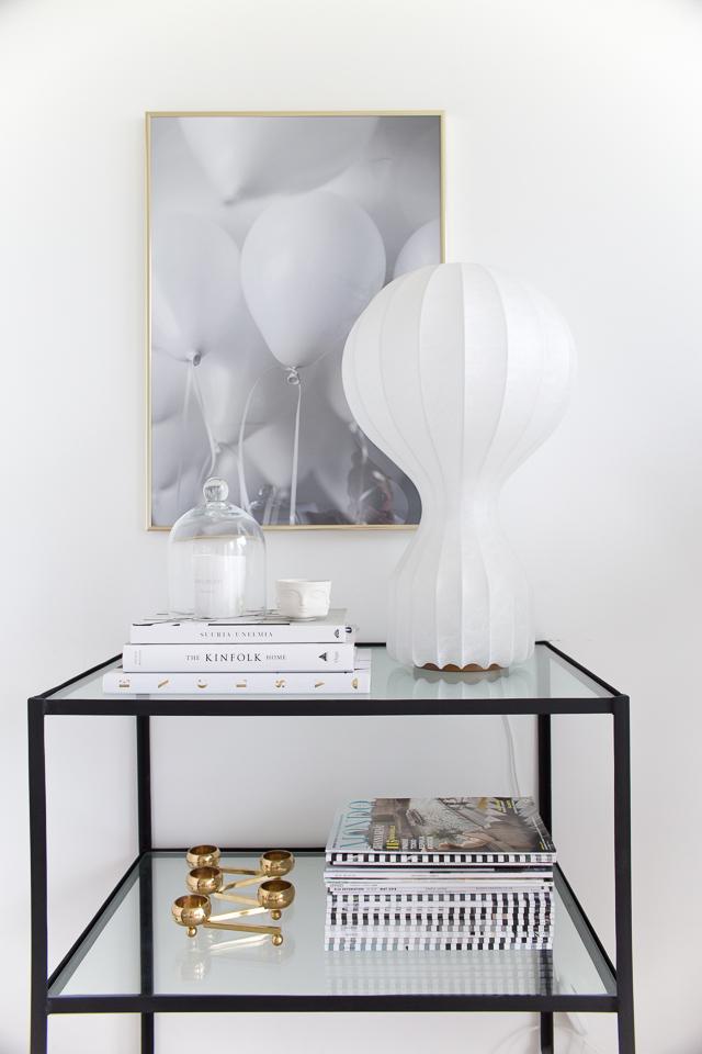 Villa h, flos gatto, desenio, ilmapallojuliste