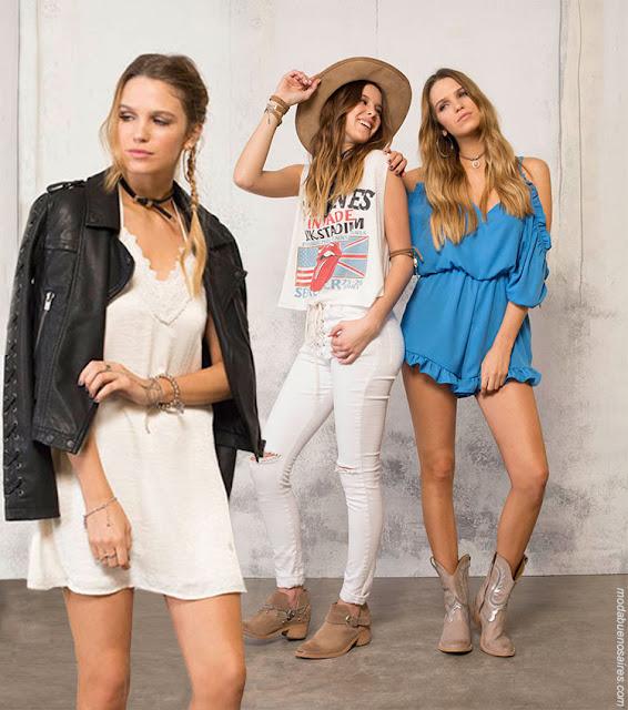 Moda 2017. Ropa de moda 47 Street. Lo mejor de la marca argentina y toda la moda del verano 2017. Moda juvenil y urbana para mujer.