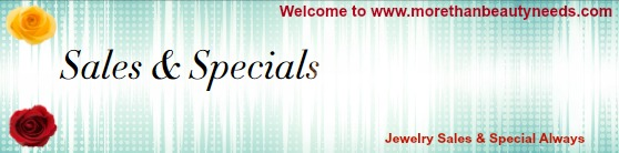 #Sales & Specials On Avon Jewelry - Check It Out
