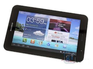 Firmware Samsung Galaxy Tab 7 GT-P6200 Bahasa Indonesia
