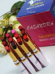 grosiran lipstik casandra original