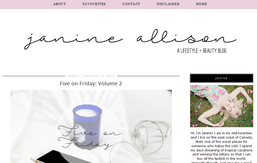 bbloggers, bbloggersca, lbloggers, lifestyle, blogger, blog of the month, beauty