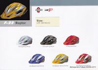 United Component F22 Raptor Bike Helmet
