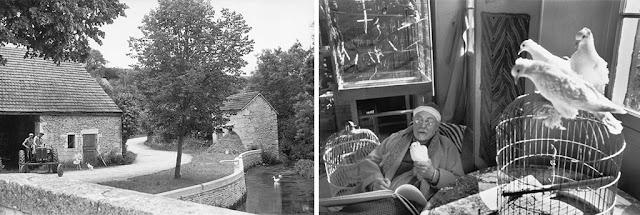 Fotos del gran Cartier Bresson, pero con diferente tema